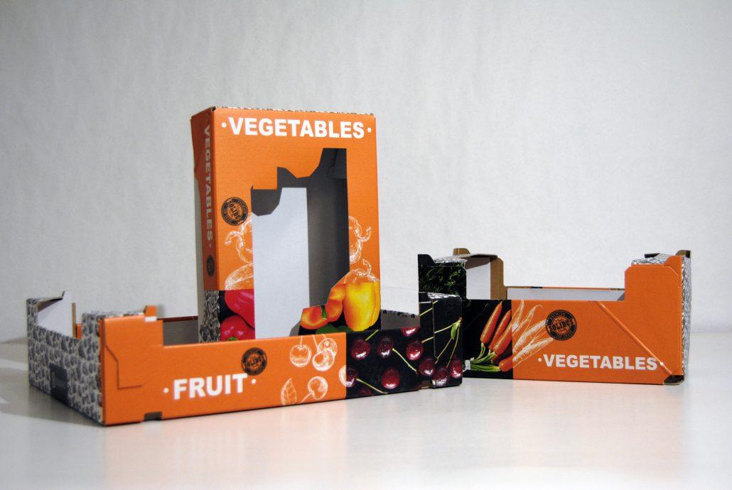 Fruit & vegetable packaging
