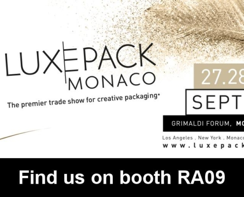 Solidus Solutions at Luxe Pack Monaco 2021!